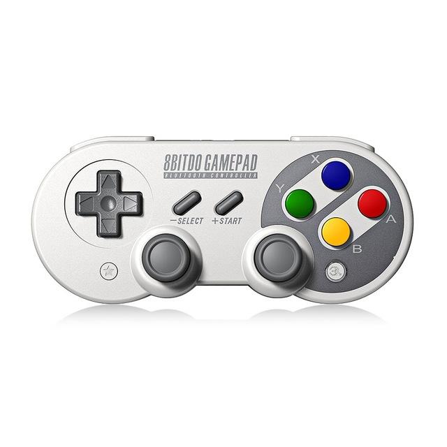 Wireless Controller Gamepad für Nintendo Switch 8 Bitdo SF30 Pro