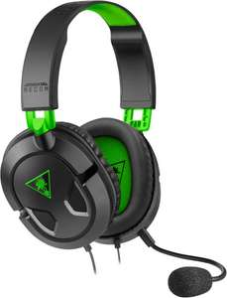 Turtle Beach Ear Force Recon 50X Gaming Headset [Xbox One - kompatibel mit dem neuen Xbox One Controller, PS4]