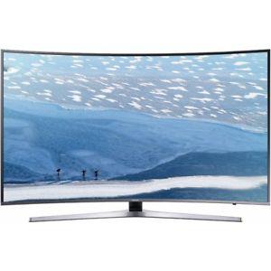 Samsung Curved TV UE55KU6659 140cm/55 Zoll LED DVB-T2 Ultra HD Fernseher TV für 729,90€