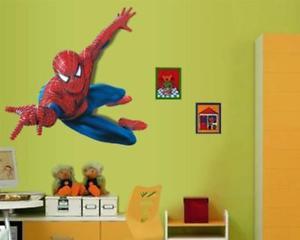 Spiderman Wandtattoo bei ebay mit 50% Rabatt für 12,97€ inkl. VSK