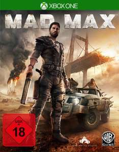 Mad Max (Xbox One) für 7,96€ (GameStop)