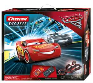 Carrera Go! Disney Pixar Cars 3 - Finish First Rennbahn bei [Intertoys] + Froschspiel