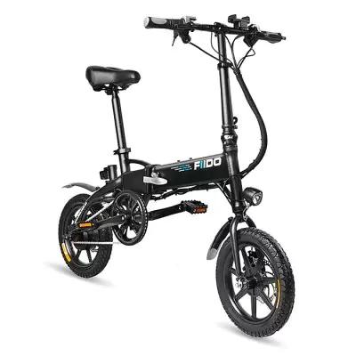 FIIDO D1 E-Bike : 7.8Ah / 280.8Wh Akku - 250W Motor - 30km/h max speed