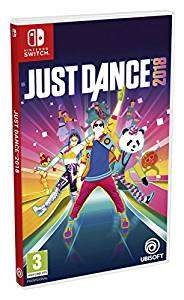 Just Dance 2018 (Switch & Xbox One & PS4) für je 30,29€ (Amazon ES)