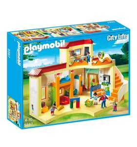 Playmobil City life - Kita Sonnenschein  [Real Ratingen]