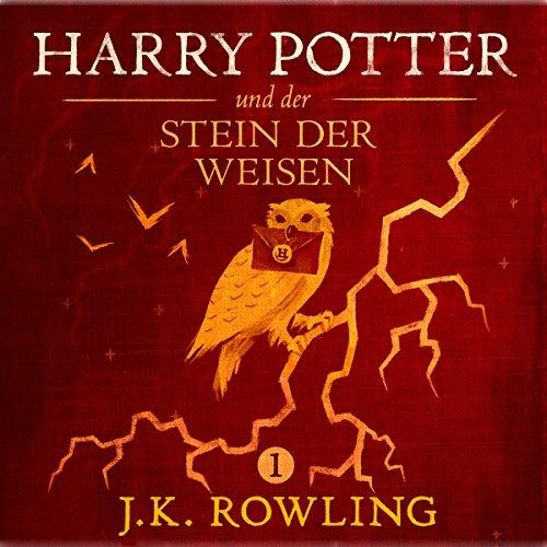 """Gratis """"Harry Potter und der Stein der Weisen""""-Hörbuch bei Abschluss einer Audible Probemitgliedschaft"""