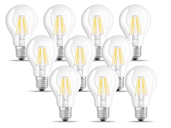 Osram LED-Birnen (E27), 806 lm nur 2 €/Stück