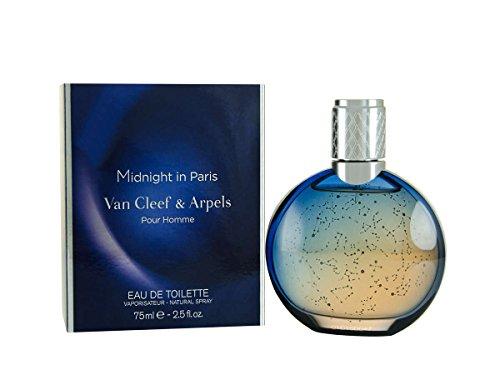 [Amazon.de Prime] Van Cleef & Arpels Midnight in Paris Eau de Toilette 75ml für 24,75€