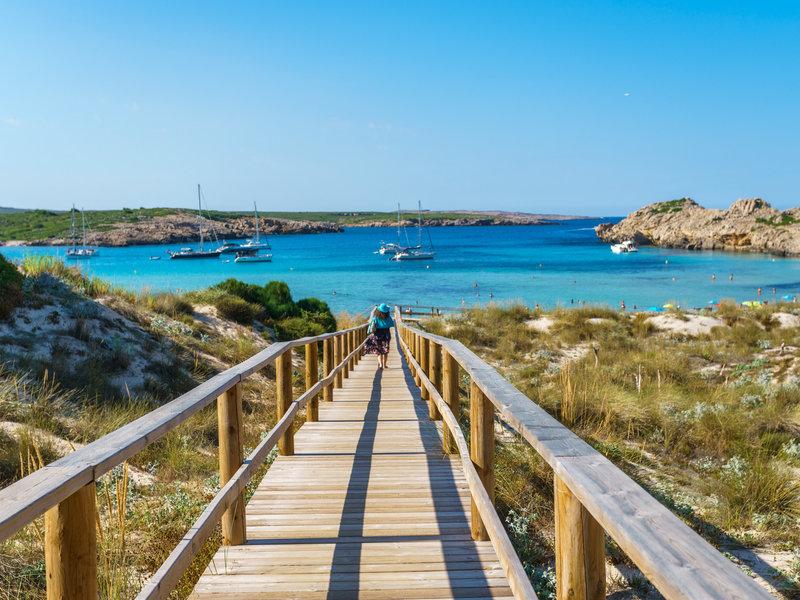 7 Tage Menorca 3*** Apartment Playa Parc für 2 mit Flug, Rail&Fly und Transfer ab 261€ p.P. und weitere Reisen mit 100€ Rabattgutschein p.P.