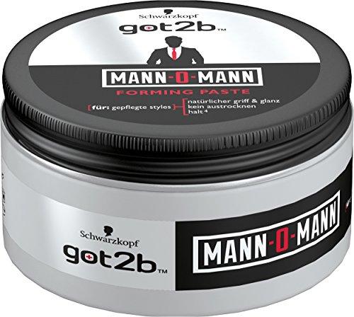 got2b Mann-O-Mann Forming Paste beim Euroshop für 1,- + Viele weitere Markenprodukte (Solange der Vorrat reicht) [Info]