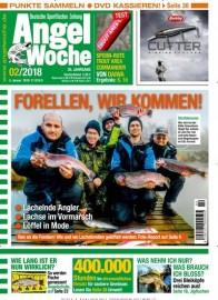Angelwoche Magazin Abo (26 Ausgaben) für 71,50 € mit 60€ Amazon-Gutschein oder 55€ Verrechnungsscheck