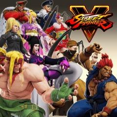 Street Fighter V - Arcade Edition - Bonus Kostüme (PSN/PS4)
