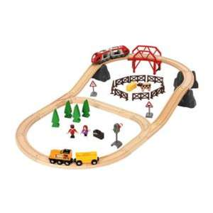 Brio Country Reisezug Set