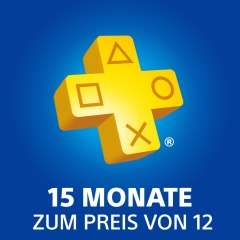psn ps plus 15 monate zum preis von 12. Black Bedroom Furniture Sets. Home Design Ideas