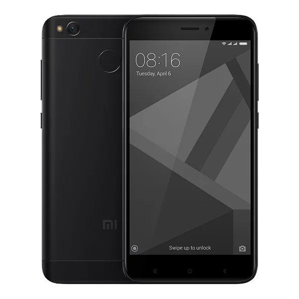 Xiaomi Redmi 4X Global (Band 20, schwarz, 3/32GB) * Versand aus DE * ab 16 Uhr