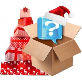 Worldofsweets Crashbox Weihnachtssüßigkeiten im Wert von 300€ für 58,48€ inkl Versand