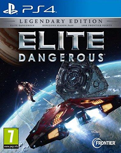 Sony PS4 - Elite Dangerous (Legendary Edition) für €19,92 [@Amazon.es]