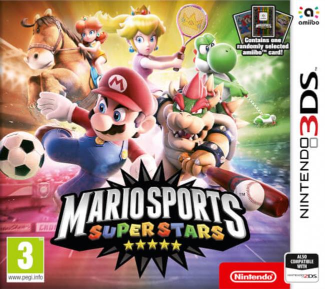Mario Sports Superstars (3DS Download) für 20,51€ (CDKeys)