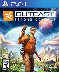 Outcast: Second Contact (PS4) für 20,50€ (Amazon.com)