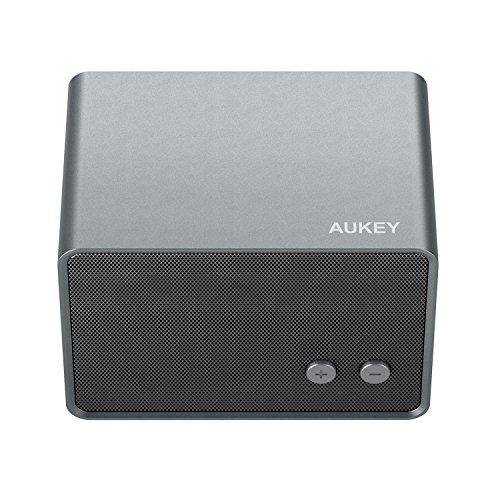 Aukey Mini Bluetooth Lautsprecher [Amazon, 7,99€ mit Prime, ohne Prime 10,99€]