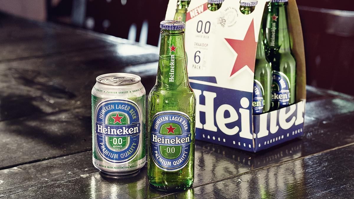 Heineken alkoholfrei (0,0) 6x0,33l bei Rewe für 3,99€
