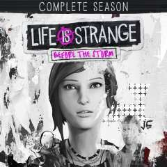 Life is Strange: Before the Storm Komplette Season [Indonesischer PSN Store]