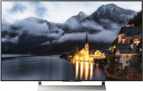 "Sony XE90 55"" LCD 4k/UHD Fernseher | 120 Hz 10 bit HDR10 VESA"