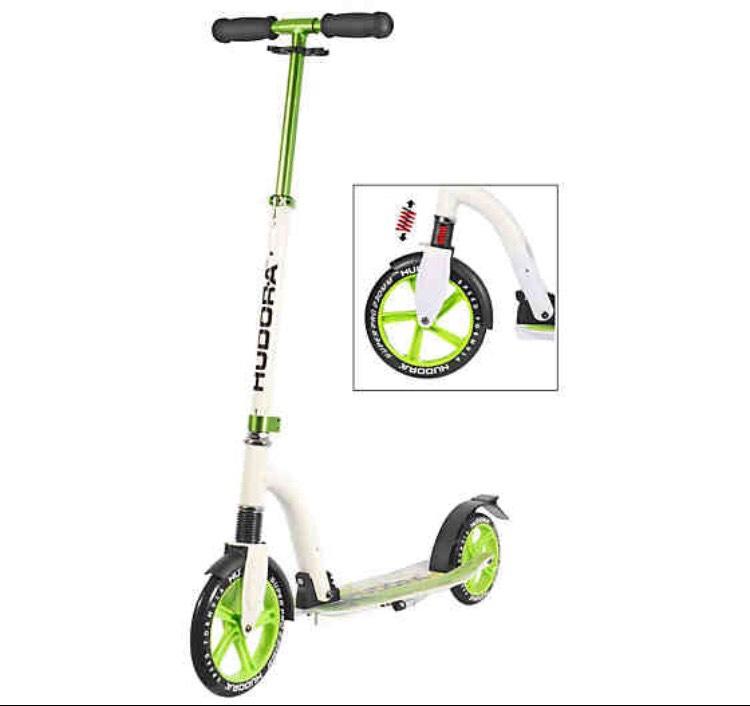 Hudora Scooter Bold Wheel Cushion
