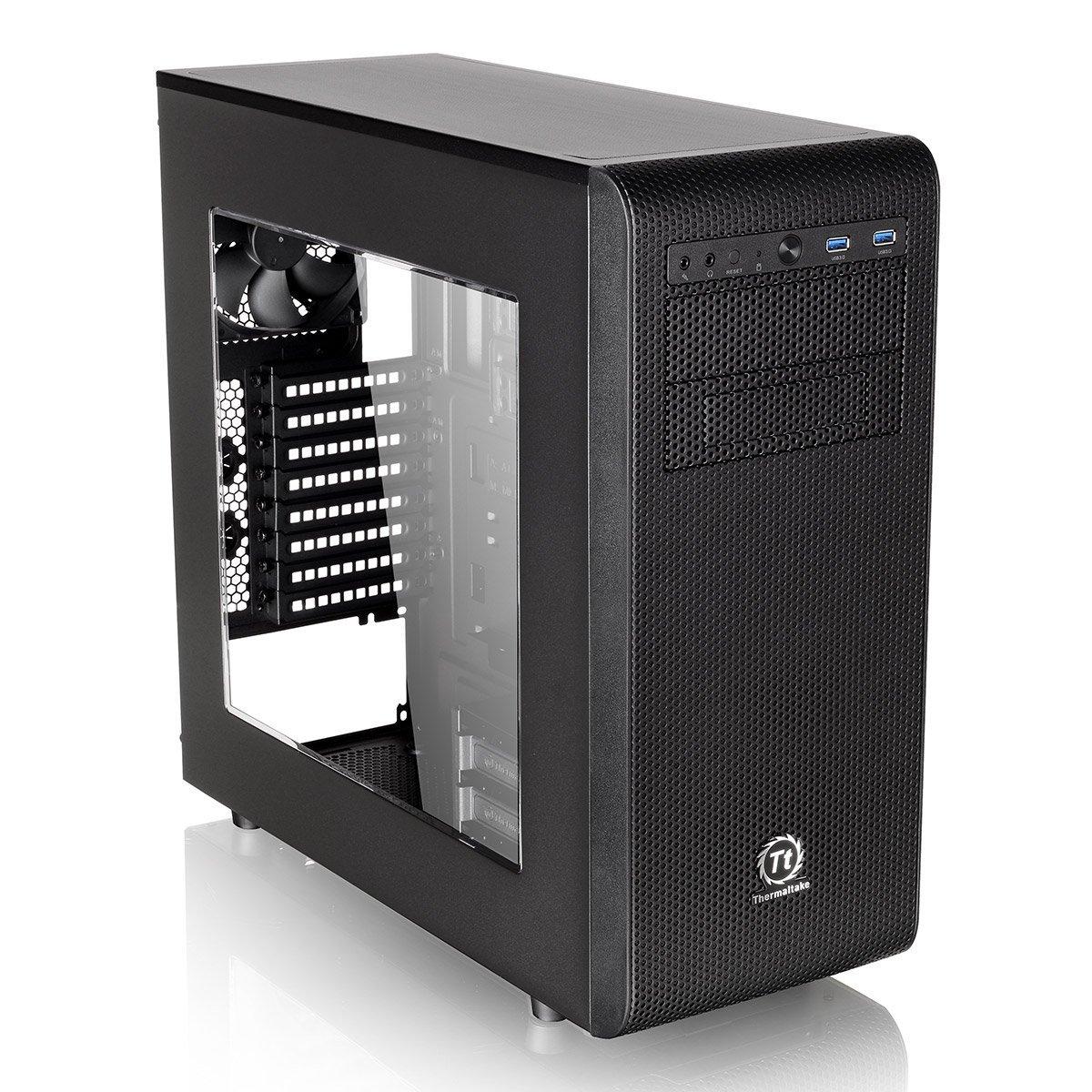 Thermaltake Core V31 PC Gehäuse mit Sichtfenster für 55,06€ (Amazon.it)