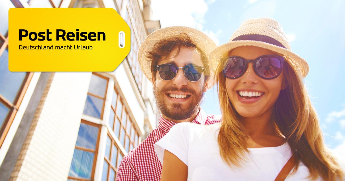 5 Tage Rügen im Bungalow ab 79€ oder Kitzbühel ab 134€ - bei Post-Reisen