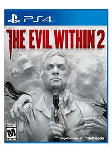 The Evil Within 2 (PS4/Xbox One) für 20,75€ (Amazon.com)