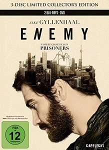 Enemy Limited Collector's Edition inkl. Bonusfilm Polytechnique (2 Blu-ray's + DVD) für 12,83€ (Amazon Prime)
