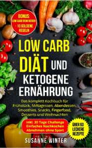 Kostenlos Low Carb Kochbuch Kindle Edition