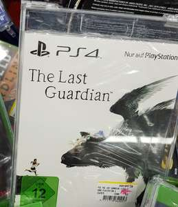 The Last Guardian Steelbook Edition für 15​€​ (PS4) [Media Markt Sifi]