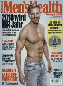 (Wo)Men's Health gratis ohne Kündigung eine Ausgabe mit Kündigung 2 Ausgaben