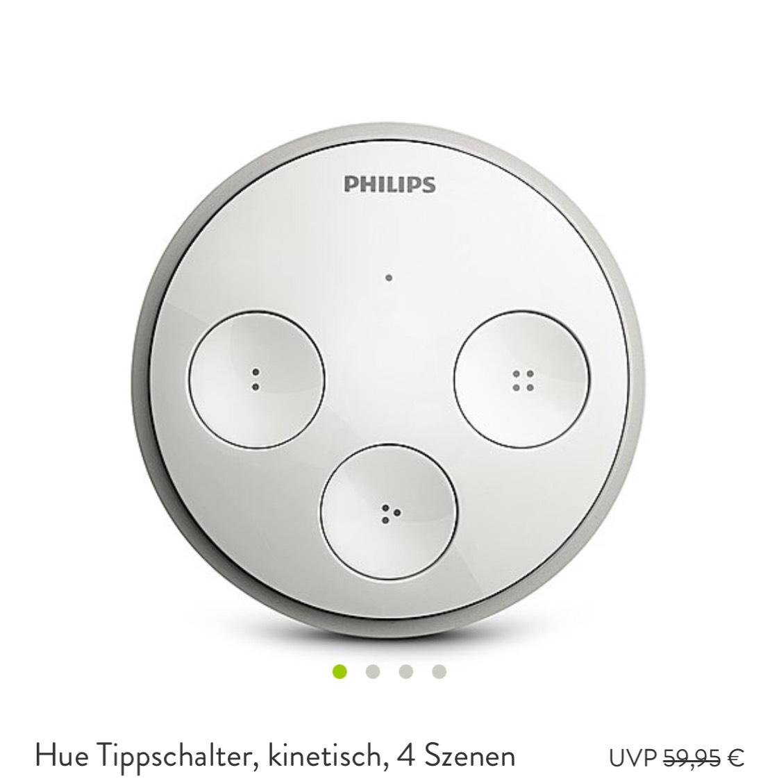 BRANDS4FRIENDS - Philips Hue im Angebot zB Tap 39,99