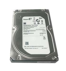 Seagate Constellation ES.2 SED 3TB ST33000651NS 3,5' (8.9 cm), SATA3, 7200RPM, 64MB, RAID 24x7 ENTERPRISE - recertified