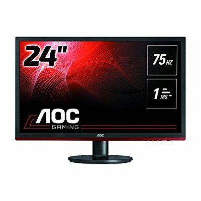 "24 ""PC-Monitor AOC G2460VQ6 - Full HD, 1 ms, 75 Hz, Freesync"