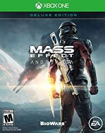 Mass Effect Andromeda Deluxe (Xbox One) für 17,29€