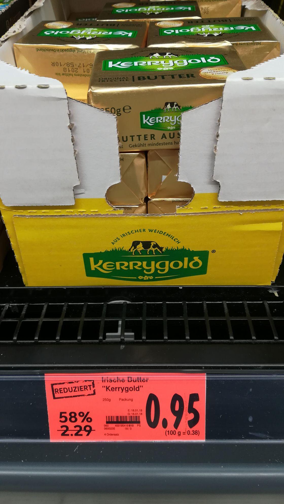 [lokal] Kaufland Gera - Kerrygold Irische Butter 0,95 €