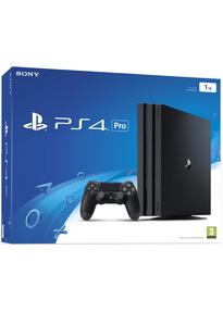 reBuy: Sony Playstation 4 pro 1 TB schwarz, Zustand Sehr gut