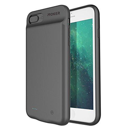 iPhone 7 / iPhone 8 Akku Hülle - Kapazität 3000 mAh - für 22,35€