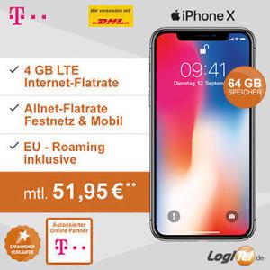 MagentaMobil M / L (original) mit iPhone X *neue Bestpreise* @ebay