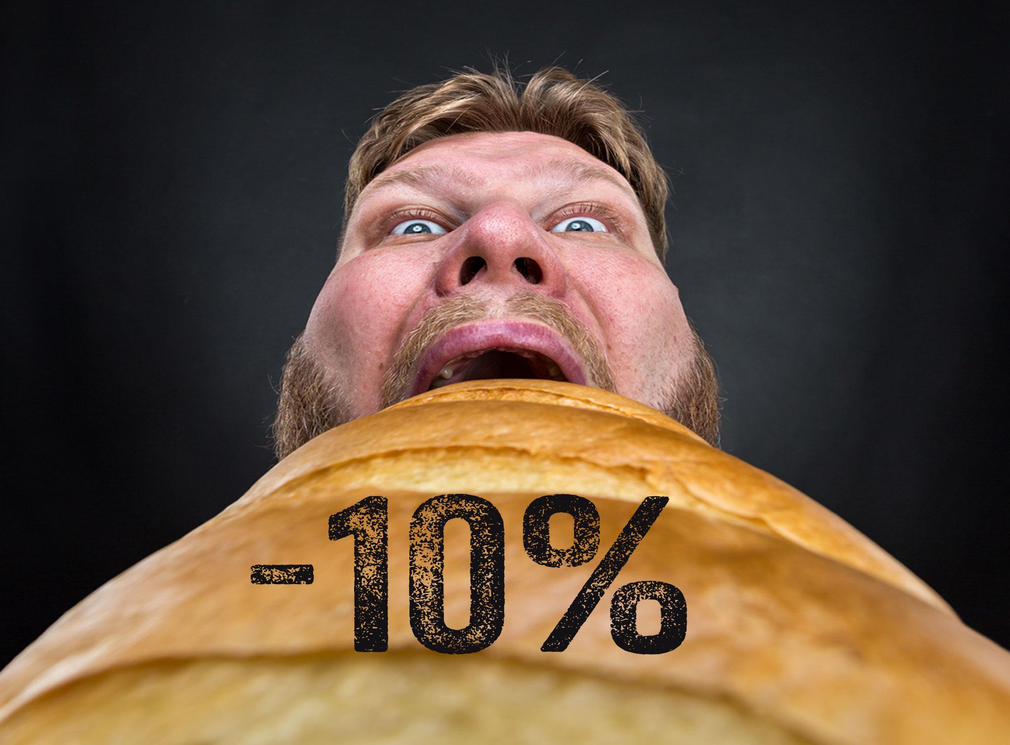 Beef Jerky  -10%