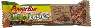 [Amazon Sparabo] Powerbar Natural Energy Cereal Bar + Magnesium (24x40g) Cacao Crunch