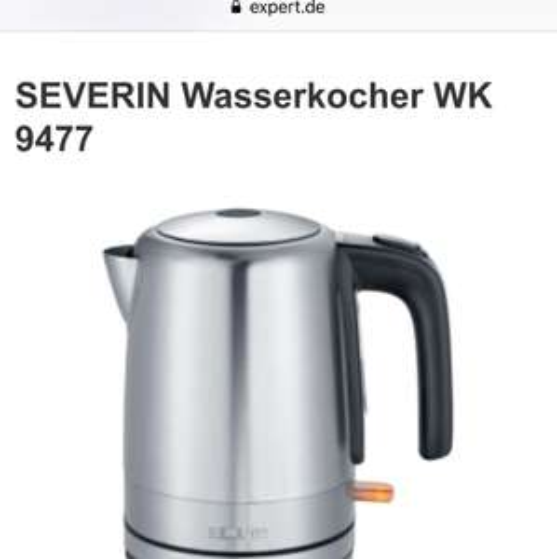 Severin Wasserkocher | online bestellbar + 3,99 Versand