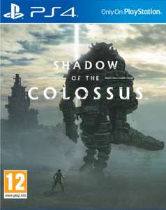 Shadow of the Colossus (PS4) für 29,30€ (ShopTo)