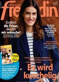 Freundin Zeitschrift Abo (26 Ausgaben) für 78 € mit 75€ Amazon-Gutschein oder 70€ Verrechnungsscheck