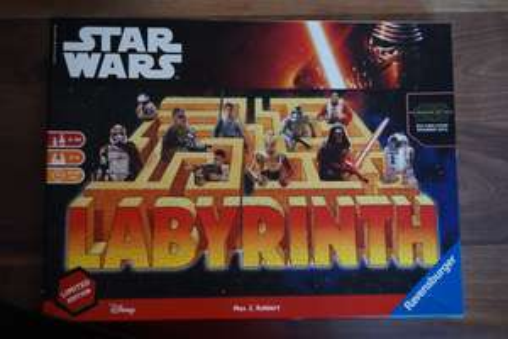 [Lokal] Real Freising Ravensburger Star Wars Labyrinth (26666)