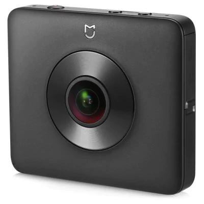 [Gearbest]Xiaomi Mijia 3,5K Panorama 360 Action Camera